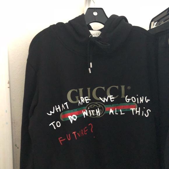 4efd44d6 Gucci Sweaters   Hoodie   Poshmark